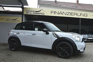 MINI COUNTRYMAN Cooper SD All4 JCW /Navi/SHZ/PDC