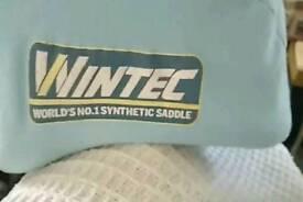 Saddle wintec 500 excellent condition