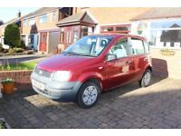 2006 FIAT PANDA CHERISHED NUMBER INCLUDED
