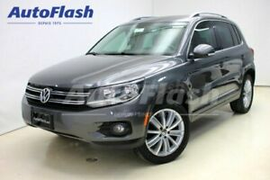2014 Volkswagen Tiguan Highline 4 motion* GPS* DynAudio* Full!*