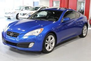 Hyundai Genesis Coupe 2.0T 2D Coupe 2010