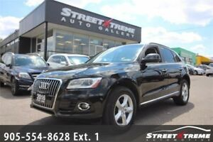 2016 Audi Q5 2.0T Komfort |ACCIDENT FREE|NAVI|BACKUP CAM|AWD