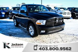 2012 Ram 1500 ST - NAV, Rear View Camera