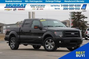 2014 Ford F-150 FX4 4WD*NAV SYSTEM,SUNROOF,REAR SONAR*