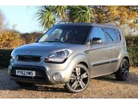 2013 Kia Soul 1.6CRDi Hunter 5 door Automatic Diesel Hatchback