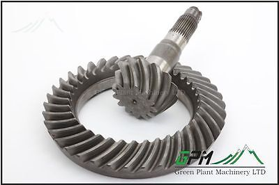 Crown Wheel And Pinion 1338t M30 For Jcb Backhoe Loader Loadall - 45870258