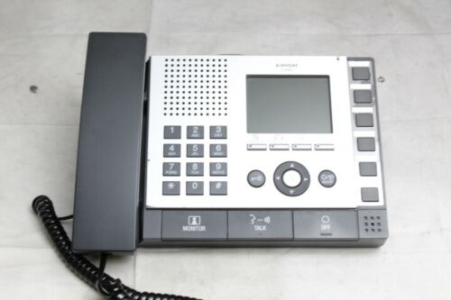 Aiphone IS-IPMV 3.5 Inch LCD IP Master Video Intercom Station - No Mount