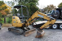 LANDSCAPING EQUIPMENT AUCTION
