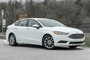 2017 Ford Fusion SE/ CARLOANS FOR ANY CREDIT