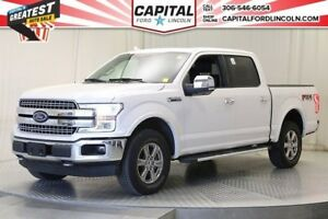 2018 Ford F-150 SuperCrew Lariat New MSRP $70,649