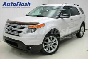 2014 Ford Explorer XLT *Cuir/Leather* GPS/Camera* Toit-Pano-Roof