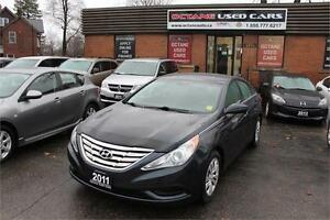 2011 Hyundai Sonata GL *EXCELLENT CONDITION - YOU ARE APPROVED *