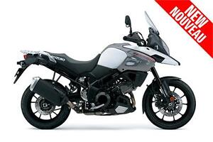 2018 Suzuki V-Strom1000- Factory Order- No Payments for 1 Year**