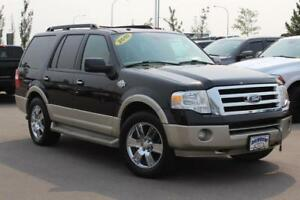 2010 Ford Expedition King Ranch 4x4| Sun| Nav| DVD| H/C Leath| R