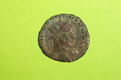 Claudius II Gothicus 268 AD ancient ROMAN COIN angel Victory old empire Good old