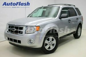 2012 Ford Escape XLT 4X4*V6* 30L* Bluetooth* Bas-Kilo!Low-KM!