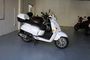 KYMCO LIKE 200i  Hornsby Hornsby Area Preview