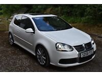 For Sale Candy White MK5 Golf R32