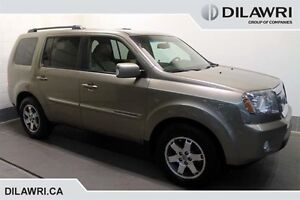 2011 Honda Pilot Touring 4WD 5AT