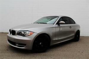2009 BMW 128 COUPE | CERTIFIED | LOW MILEAGE