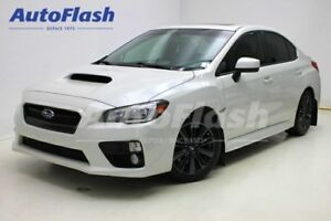 2015 Subaru WRX Limited 2.0L Turbo 268hp! *Cuir/Leather *Toit/Ro
