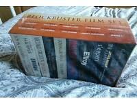 Blockbuster film set books