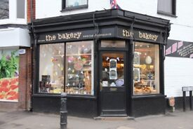 Sales Assistant in a busy local Bakery Shop