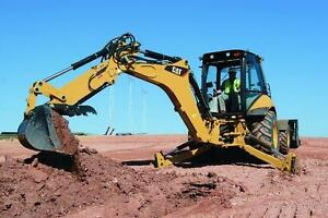 Used Backhoes - Lease From $615.00 Per Month