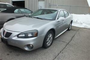 "2007 Pontiac Grand Prix ""AS IS"""
