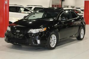Kia Forte SX LUXURY 2D Koup 6sp 2012