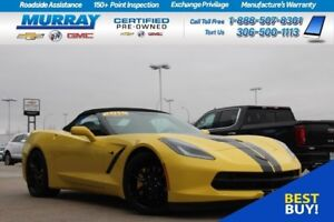 2016 Chevrolet Corvette Sting Ray Conv*REMOTE START,NAV SYSTEM*