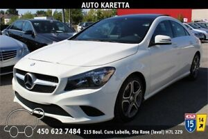 2016 MERCEDES-BENZ CLA250 4MATIC/AWD NAVIGATION, CAMERA, TOIT