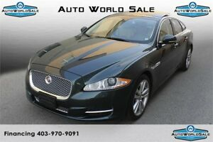 2015 Jaguar XJ|Blind spot Assist|Memory Seats| Sensors