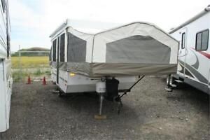 JUST ARRIVED!!2011 ROCKWOOD FREEDOM 2280!!BATHROOM!TENT TRAILER!