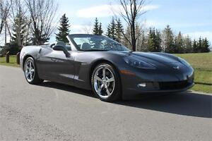 2010 Chevrolet Corvette 3LT Convertible Auto *MINT*