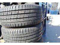 🇷🇴 Part Worn, Used Tyres 205/55/16.185/60/15.225/40/18.255/50/19.17.235/195/45/215/20 etc. 🇫🇷