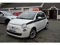 2009 FIAT 500 1.2! Abarth kit CHEAPEST IN THE COUNTRY!!