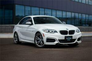 2016 BMW 2 Series M235i - MANUAL - NO ACCIDENTS