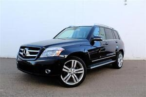 2011 MERCEDES GLK350 4MATIC | CERTIFIED | NAV