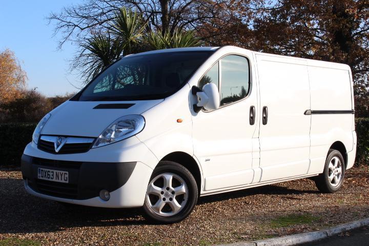 987bacde0e929f 2013 Vauxhall Vivaro 2.0CDTi ( 115ps ) ( EU V ) Sportive 2900 LWB PRICE INC  VAT