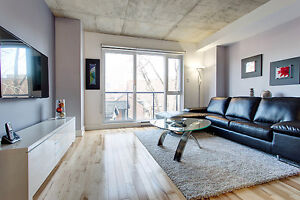 3 1/2 Griffintown - Beautiful Cozy  & Modern. All-included