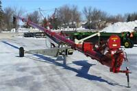 2010 Farm King Y1395 TMMR Grain Auger Winnipeg Manitoba Preview