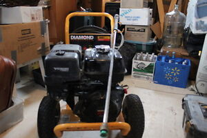 3800 PSI Pressure Washer Less than 40 hrs Replacement 1680.00