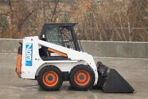 1994 Bobcat with Snow Bucket - Well Serviced/Maintained