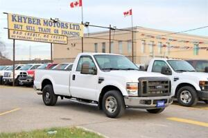 2009 Ford F-250 8-FOOT BOX|GAS|Certified|2 Year W