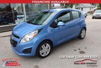 2013 Chevrolet Spark LT automatic , blue tooth , air 4 dr $6,800 Winnipeg Manitoba Preview