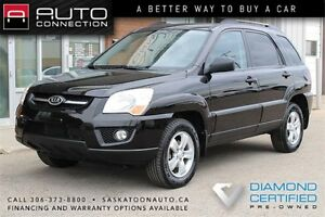 2009 Kia Sportage LX ** AWD ** LEATHER ** MOONROOF **