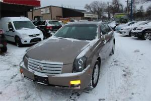 2006 Cadillac CTS Leather Low km