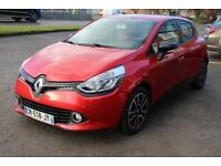 LHD 2012 Renault Clio 1.5 DCI GT Line TomTom 5 Door French Registered