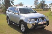 2011 Mitsubishi Challenger Wagon Harrisville Ipswich South Preview